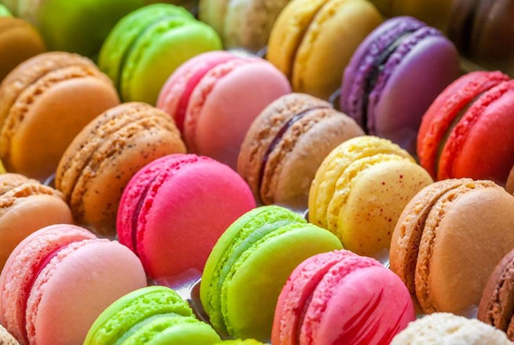 """Easy"""" French Macarons, Or: Tips on Making Fancy Cookies from an"""